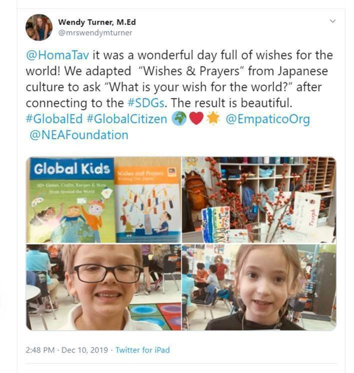 Wendy Tweet 1